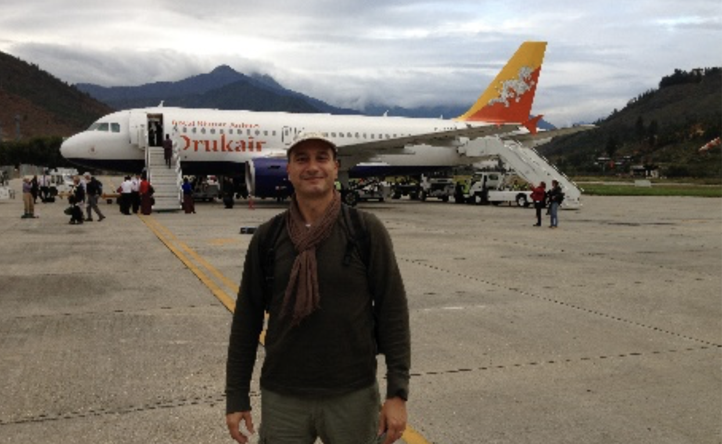 My first visit to Bhutan – or how it all began?